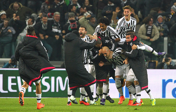 Juventus FC v SSC Napoli - Serie A